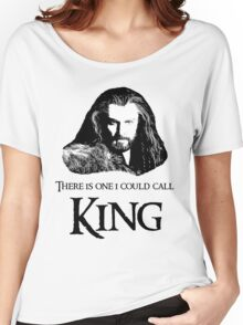 """""""There Is One I Could Call King."""" Women's Relaxed Fit T-Shirt"""