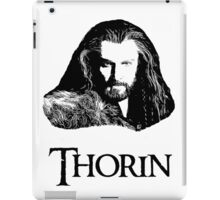 Thorin Oakenshield Portrait iPad Case/Skin