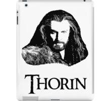 Thorin Oakenshield Portrait iPad Case/Skin