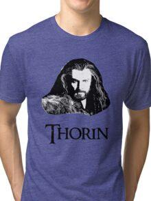 Thorin Oakenshield Portrait Tri-blend T-Shirt