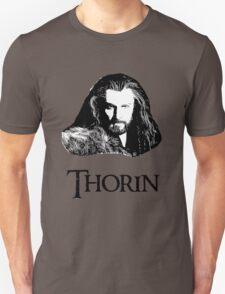 Thorin Oakenshield Portrait T-Shirt