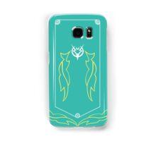 #38baaf_ffea6f_ffffff Samsung Galaxy Case/Skin