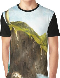 At the End of the Earth Graphic T-Shirt
