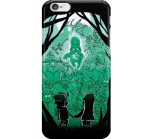 Gravity Falls - Face your Villains iPhone Case/Skin