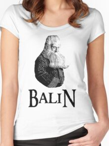 Balin Portrait Women's Fitted Scoop T-Shirt