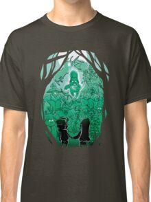 Gravity Falls - Face your Villains Classic T-Shirt