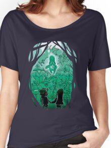 Gravity Falls - Face your Villains Women's Relaxed Fit T-Shirt