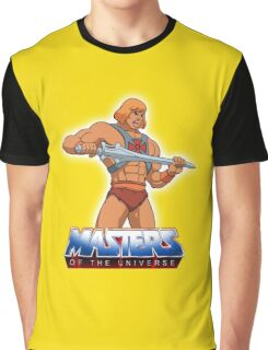 HE MAN Graphic T-Shirt