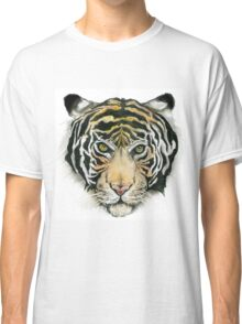 Watercolour Tigress Classic T-Shirt