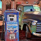 Rustic Route 66 by K D Graves Photography