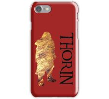Thorin's Love of Gold iPhone Case/Skin