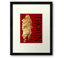 Thorin's Love of Gold Framed Print