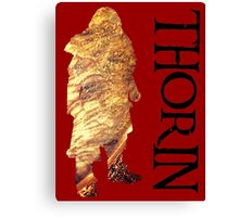 Thorin's Love of Gold Canvas Print