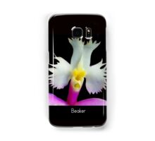 Beaker - Orchid Alien Discovery Samsung Galaxy Case/Skin