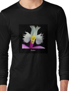 Beaker - Orchid Alien Discovery Long Sleeve T-Shirt