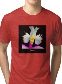 Beaker - Orchid Alien Discovery Tri-blend T-Shirt