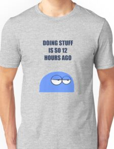 Lazy Bloo Quote T-Shirt