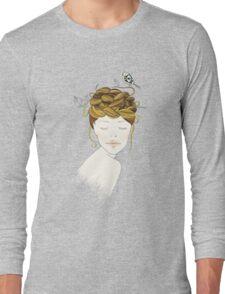 Nest Hair Long Sleeve T-Shirt