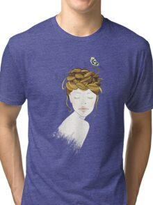 Nest Hair Tri-blend T-Shirt