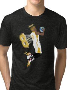 Dunk takes the world Tri-blend T-Shirt