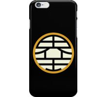 King Kia Logo (DBZ) iPhone Case/Skin