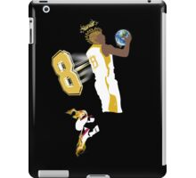 Dunk takes the world iPad Case/Skin
