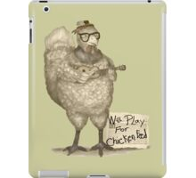 Hazel Will Play For You iPad Case/Skin