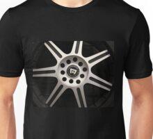 Hub Cap Art  Unisex T-Shirt
