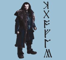 Thorin in Runes Kids Clothes