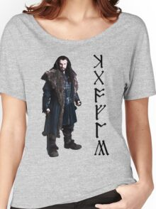 Thorin in Runes Women's Relaxed Fit T-Shirt