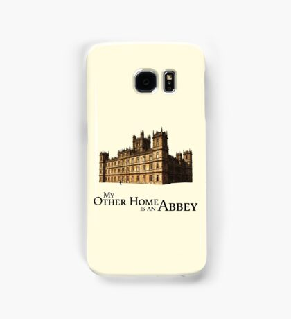 My Other Home is an Abby Samsung Galaxy Case/Skin