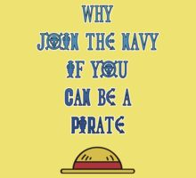 Be a pirate! Baby Tee