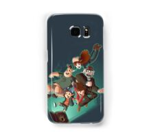 Gravity Falls - Embrace the Fall Samsung Galaxy Case/Skin