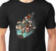 Gravity Falls - Embrace the Fall Unisex T-Shirt