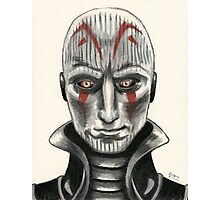 SW Portraits - The Grand Inquisitor Photographic Print