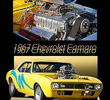 1967 Camaro 'Blower Motor' I by DaveKoontz