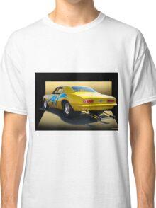 1967 Camaro 'Wheelie Bar Shot' Classic T-Shirt