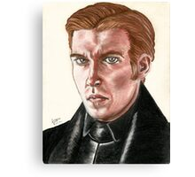 SW Portraits - General Hux Canvas Print