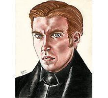 SW Portraits - General Hux Photographic Print