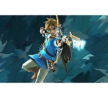 Legend of Zelda Photographic Print