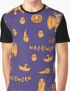 Happy Halloween lovely pumpkin! Graphic T-Shirt