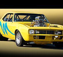 1967 Camaro 'Pro Street' I by DaveKoontz