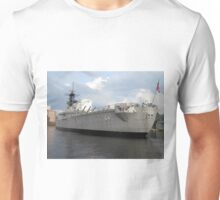 USS Wisconsin Unisex T-Shirt