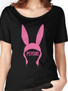 Psycho Women's Relaxed Fit T-Shirt