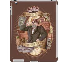 Gravity Falls - Stan the Man iPad Case/Skin