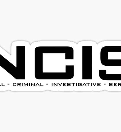 NCIS Naval Criminal Investigative Service Sticker