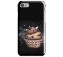 Exterminate All Cupcakes iPhone Case/Skin