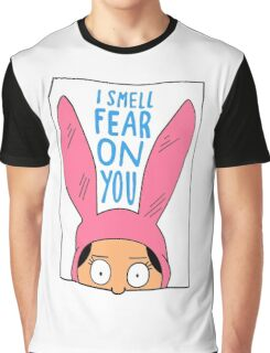 I Smell Fear on You Graphic T-Shirt
