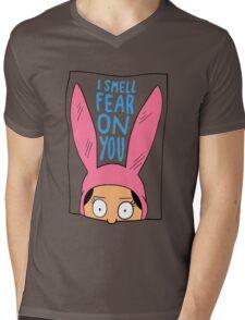 I Smell Fear on You Mens V-Neck T-Shirt