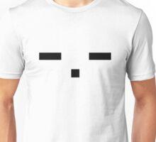 -.- (anime face) Unisex T-Shirt